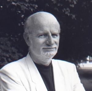 Antioch Review editor, Robert Fogarty